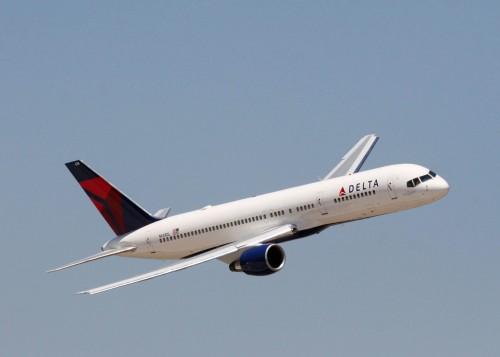 Delta 757, N638DL